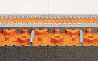VDB Vloer- & Tegelwerken - Chauffage de sol
