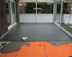 VDB Vloer- & Tegelwerken - Realisaties