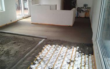 VDB Vloer- & Tegelwerken - Vloerverwarming